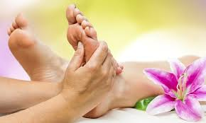 Reflexology is NOT Massage!